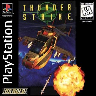 Screenshot Thumbnail / Media File 1 for Thunderstrike 2 [U]